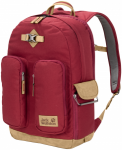 Jack Wolfskin 7 DIALS PHOTO PACK - dark red - ONE SIZE