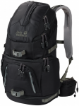 Jack Wolfskin ACS PHOTO PACK PRO - black - ONE SIZE