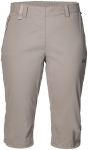 Jack Wolfskin ACTIVATE LIGHT 3/4 PANTS - moon rock - 38