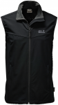 Jack Wolfskin ACTIVATE VEST MEN - black - M
