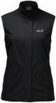 Jack Wolfskin ACTIVATE VEST WOMEN - black - S