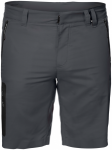 Jack Wolfskin ACTIVE TRACK SHORTS MEN - dark iron - 50