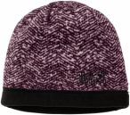 Jack Wolfskin BELLEVILLE CROSSING CAP WOMENBELLEVILLE CROSSING CAP WOMEN - burgu