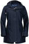 Jack Wolfskin CAMEIA PARKA - midnight blue - XXL - Midnight Blue
