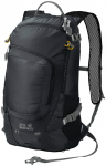 Jack Wolfskin CROSSER 18 PACKCROSSER 18 PACK - black - ONE SIZE