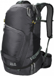 Jack Wolfskin CROSSER 26 PACKCROSSER 26 PACK - black - ONE SIZE