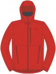 Jack Wolfskin EAGLE PEAK JACKET M - lava red - XL