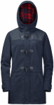 Jack Wolfskin EDMONTON COAT WOMEN - night blue - M