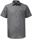 Jack Wolfskin EL DORADO SHIRT MEN - black checks - L