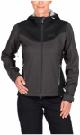 Jack Wolfskin Foggy Mountain Softshell Jkt W - dark steel, Größe L