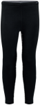 Jack Wolfskin GECKO TIGHTS KIDS - black - 92