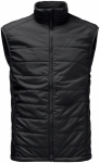 Jack Wolfskin GLEN VEST MEN - black - L