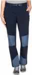 Jack Wolfskin Gravity Flex Pants Women - midnight blue, Größe 46 - Midnight Bl