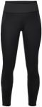 Jack Wolfskin GRAVITY FLEX TIGHTS WOMEN - black - S