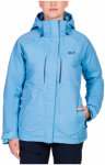 Jack Wolfskin Icy Storm Jacket Women - light sky, Größe XL