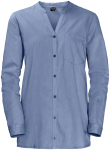 Jack Wolfskin INDIAN SPRINGS SHIRT WOMEN - dusk blue stripes - XL
