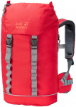 Jack Wolfskin JUNGLE GYM PACK - tulip red - ONE SIZE