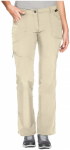 Jack Wolfskin Marrakech Roll-up Pants - white sand, Größe 38