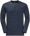 Jack Wolfskin MORO HENLEY MEN - night blue - XL