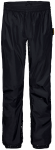 Jack Wolfskin RAIN PANTS KIDSRAIN PANTS KIDS - black - 140