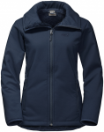 Jack Wolfskin ROCK VALLEY WOMENROCK VALLEY WOMEN - midnight blue - XL - Midnight