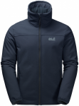 Jack Wolfskin ROCKWALL MENROCKWALL MEN - night blue - M