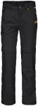 Jack Wolfskin SAFARI ZIP OFF PANTS K - black - 116