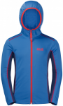 Jack Wolfskin SHORELINE JACKET - wave blue - 164