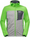 Jack Wolfskin SKY PEAK SOFTSHELL M - leaf green - L