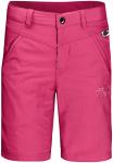 Jack Wolfskin SUN SHORTS K - tropic pink - 164