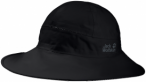 Jack Wolfskin TEXAPORE HAT WOMEN - black - S