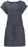 Jack Wolfskin TRAVEL STRIPED DRESS - midnight blue stripes - M