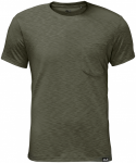 Jack Wolfskin TRAVEL T MEN - woodland green - XL