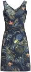 Jack Wolfskin WAHIA TROPICAL DRESS - midnight blue all over - XL