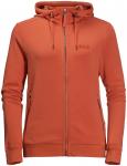 Jack Wolfskin WHITE COAST JACKET W - saffron orange - XL
