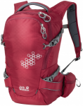 Jack Wolfskin WHITE ROCK 16 PRO PACK - dark red - ONE SIZE