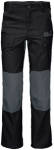 Jack Wolfskin Whitehorse Pants Kids - black, Größe 176