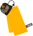Jack Wolfskin WOLFTOWEL LIGHT XL - burly yellow - ONE SIZE