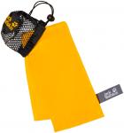 Jack Wolfskin WOLFTOWEL LIGHT XL - burly yellow - ONE SIZE