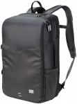 Jack Wolfskin WOOL TECH LOCKER PACK - phantom - ONE SIZE