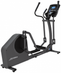 Life Fitness E1 mit Go Konsole - Crosstrainer