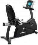 Life Fitness Lifecycle®-Liegeergometer R3 mit Advanced-Konsole