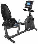 Life Fitness RS3 mit Go Konsole - Liegeergometer