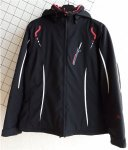 Maier Sports Emily Skijacke Damen, Gr. 40 - black
