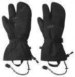 Outdoor Research Men's Highcamp 3-Finger Gloves - black, L - Gr. L