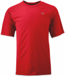 Outdoor Research - OR Men's Echo Tee - hot sauce/redwood - L