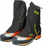 Outdoor Research - OR Men's Endurance Gaiters - black/lemongrass - S/M