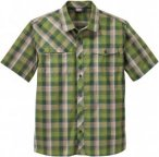Outdoor Research - OR Men's Riff S/S Shirt - kale - S