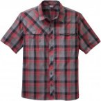 Outdoor Research - OR Men's Riff S/S Shirt - pewter/agate - M