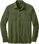 Outdoor Research - OR Men's Wayward L/S Shirt - kale - S